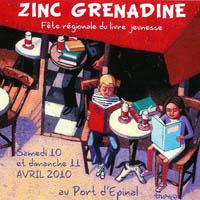 ZINC GRENADINE