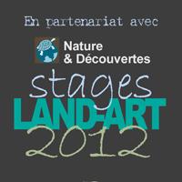 stages nature et découverte 2012
