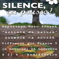 SILENCE CA POUSSE