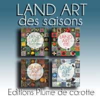 LAND ART DES SAISONS