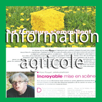 information agricole