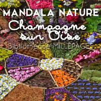 Mandala CHAMPAGNE