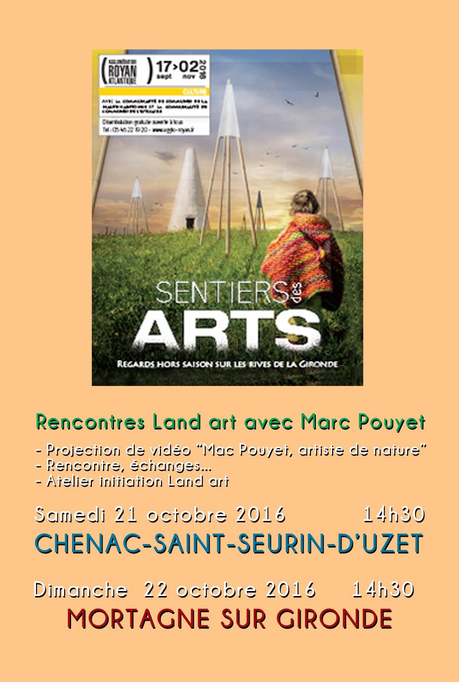 SENTIER DES ARTS 2016