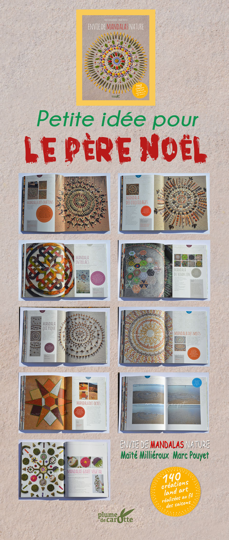 ARTICLE ENVIE DE MANDALAS NATURE  2