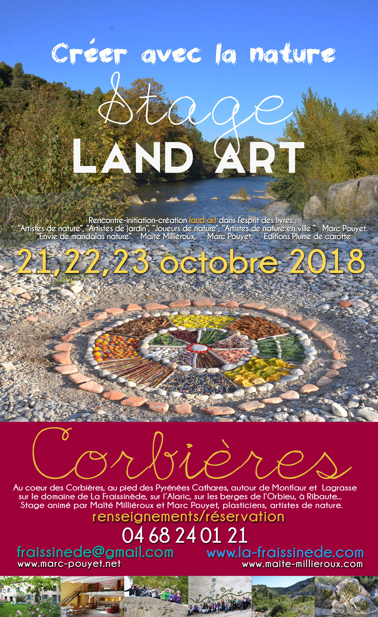 Article stage Corbières  2018 chantier ok M