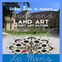 CARRE W-E LAND ART LE MANS