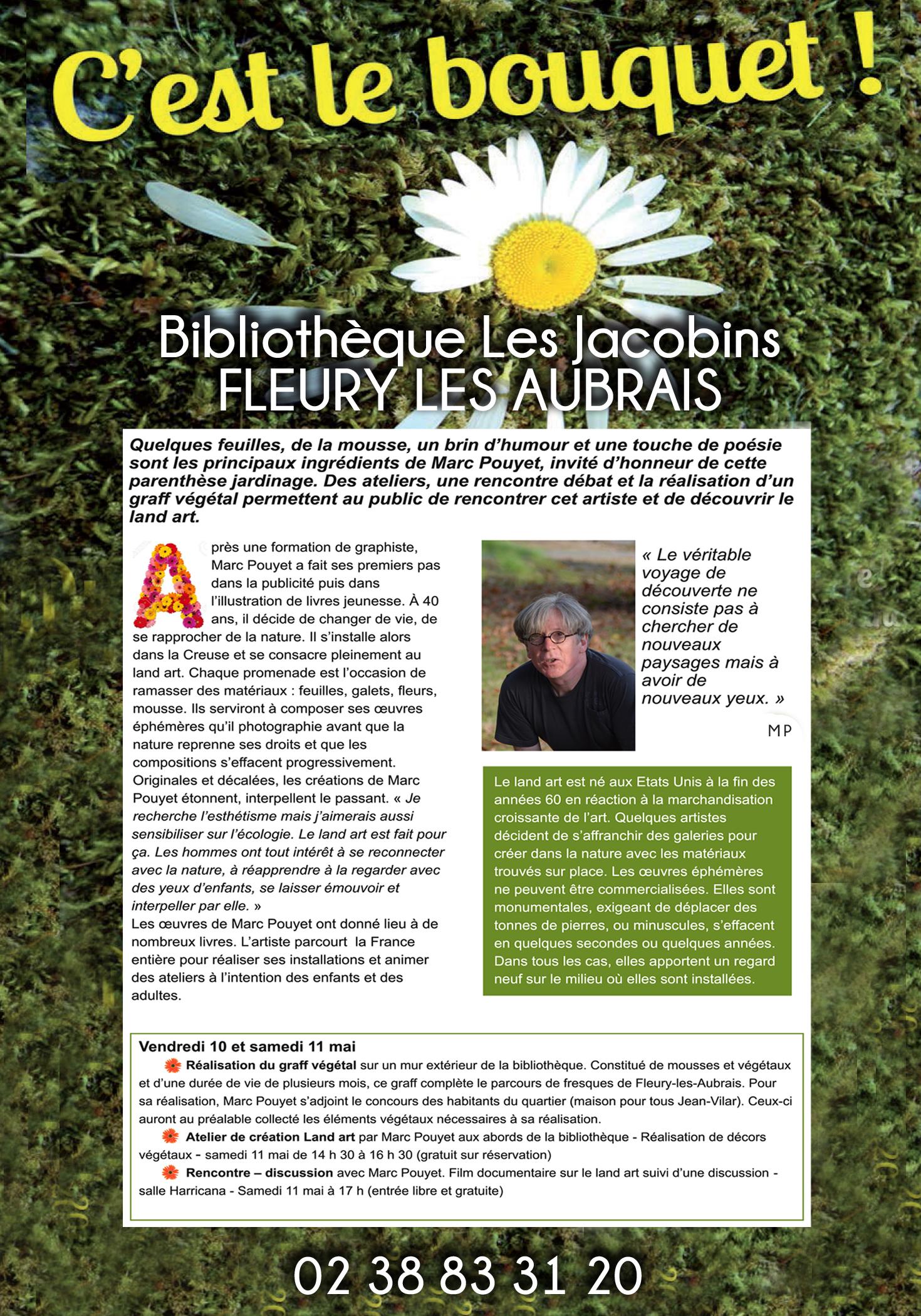 Article  FLEURY LES AUBRAIS