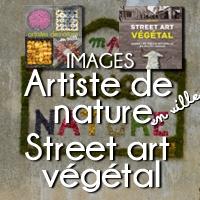 CARRE ARTISTE DE NATURE en ville