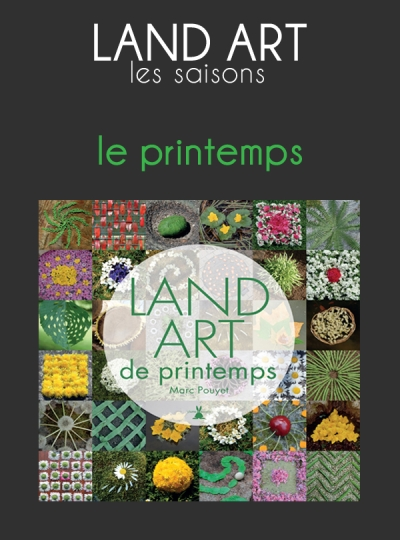 LAND ART PRINTEMPS