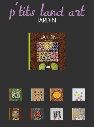 p'tits land art JARDIN